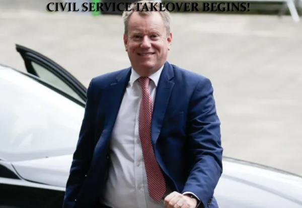 David Frost brexit negotiator takeover begins