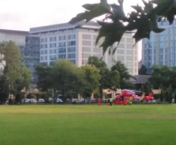 multiple stabbing in Reading 3 dead