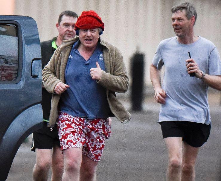 Boris says the UK needs to get fit