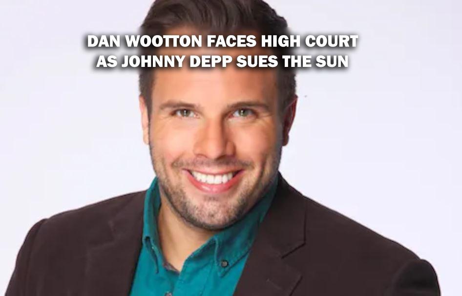DAN WOOTTON FACES HIGH COURT