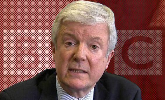 Tony Hall - BBC is not woke.
