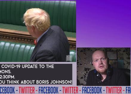 steve reacts to boris johnson statement 22nd september