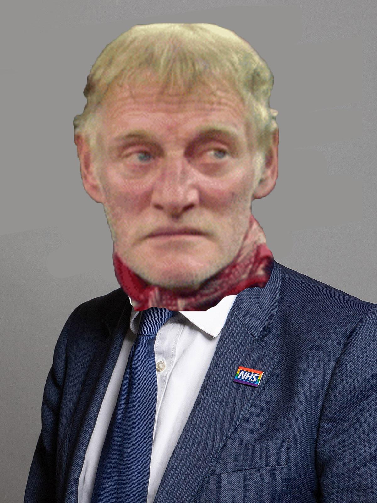albert hancock steptoe - the junkyard politics of the UK