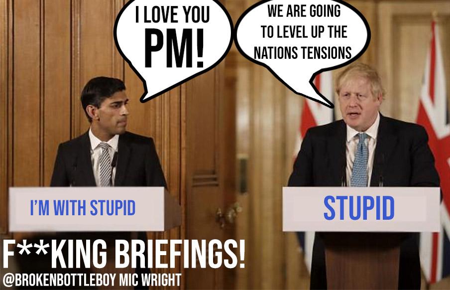 briefings - i love you pm - voice britannia