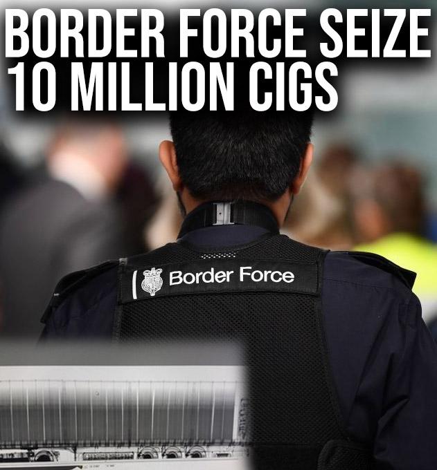 fb seize 10 ciggs